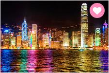 【買一送一】香港自由行3日