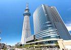東京晴空塔® &淺草車站大樓內用餐