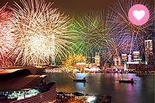 【小資遊香港】聖誕跨年狂歡趣