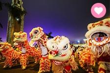 【新春賀歲】香港大開狂歡派對