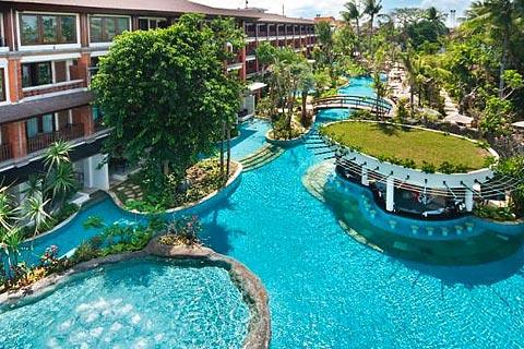 【峇里島】全球公認度假天堂入住五星喜來登酒店